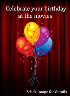 Book your birthday party with us today!