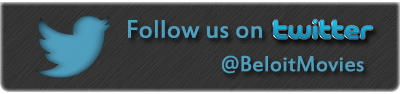 Follow us on twitter @BeloitMovies